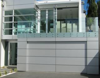 Waikato Door Specialists Sectional Flat Panel Garage Doors