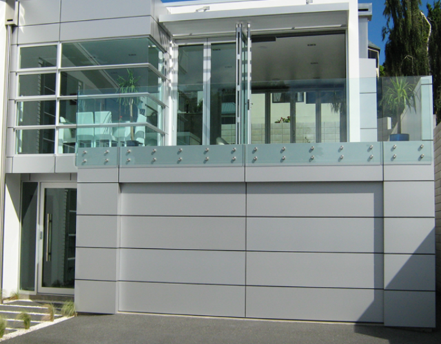 Acm Flat Panel Sectional Door Waikato Door Specialists