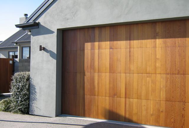 Waikato Door Specialists Sectional And Tilt Cedar Or Ply Batten